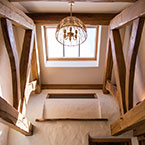 velux oak beams