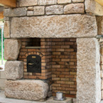 Cornish Bread oven